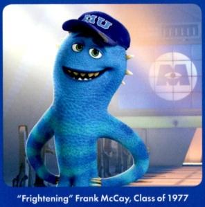 Frightening Frank McCay