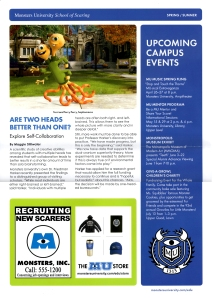MU Newsletter Back