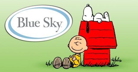 SnoopyBlueSky