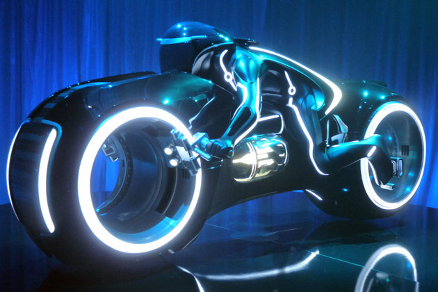 Concept Art Revealed for Disneyland's TRON Show, To Be Titled ...