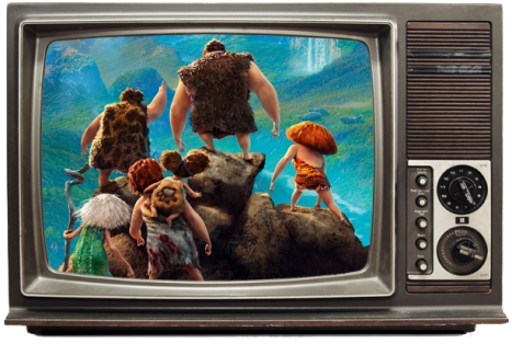 The Croods Tv Series Is Coming In February 2014 | PopularNewsUpdate