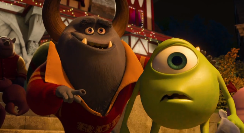 Watch This: New Clip from 'Monsters University ...