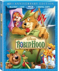 RobinHood40thAnnBlurayCombo