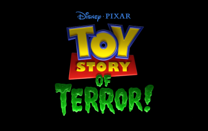 Toy Story of Terror - Title