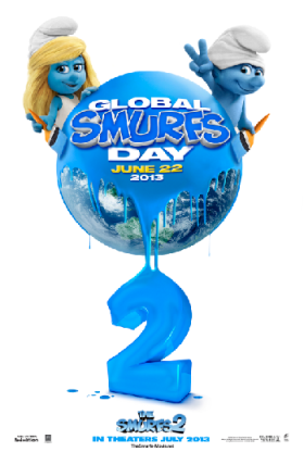 Smurfs Day