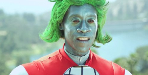 Captain Planet Anime Captain Planet And The