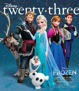 D23 Frozen