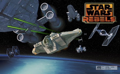 star-wars rebels with logo