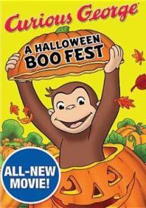 Curious George A Halloween Boo Fest