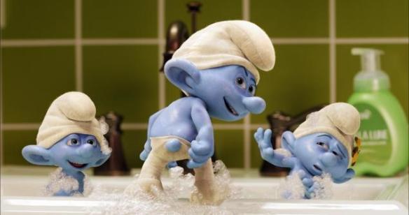 Smurfs2Takes3rd