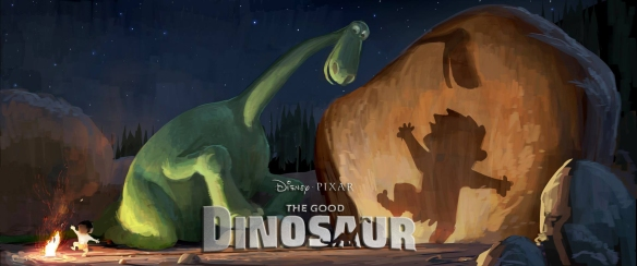 The Good Dinosaur Concept logo