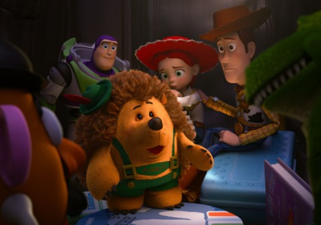Pixar Post - Toy Story of Terror Animation Scoop Screenshot
