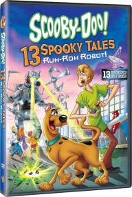 Scooby_13SpookyTales-RuhRohRobot