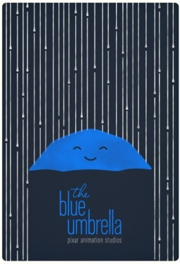 Blue Umbrella unreleased poster 2