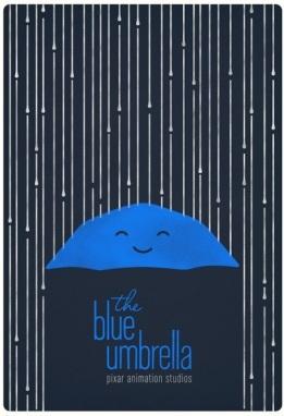 Blue Umbrella unreleased poster 2