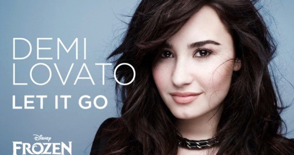 DemiLovatoFrozenSingle