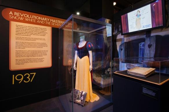 Disney Exhibit @ Museum of Science and Industry