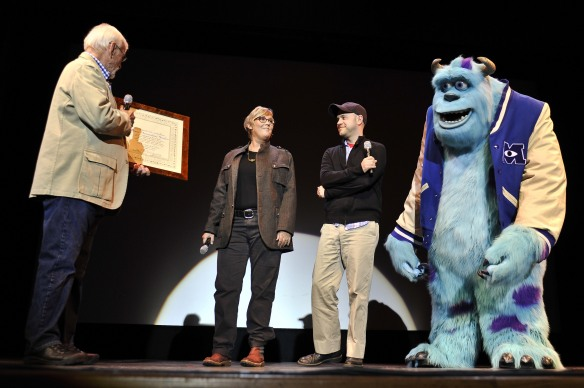 "The Hopkins Center For The Arts At Dartmouth College Presents ""A Tribute To Pixar"""
