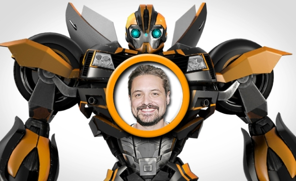 Will Friedle Bumblebee