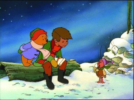 WinnieThePooh Christmas
