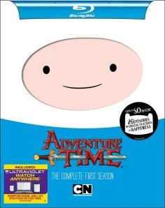 Adventure Time S1 blu