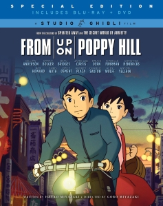 Poppy Hill Blu