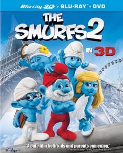 Smurfs 2 Blu