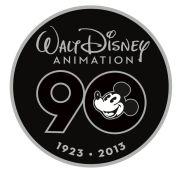 Disney 90 Years logo