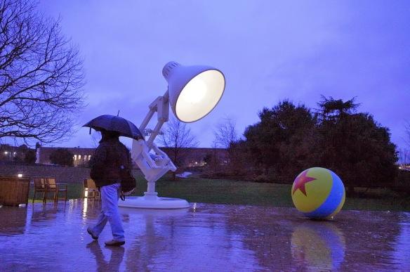 Pixar - Rainy