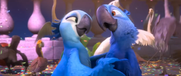 Rio 2 trailer screen shot