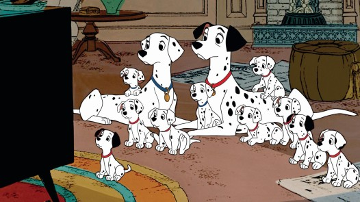 Image result for 101 dalmatians animation