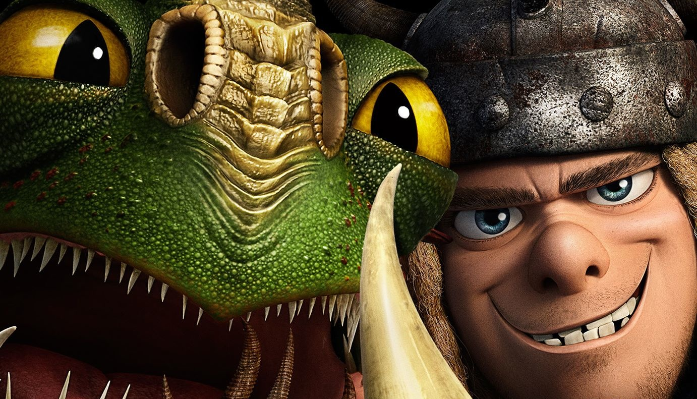 Check Out Ruffnut and Tuffnut Poster for 'Dragon 2 ...