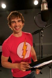 Chris Gorham-Flash tshirt