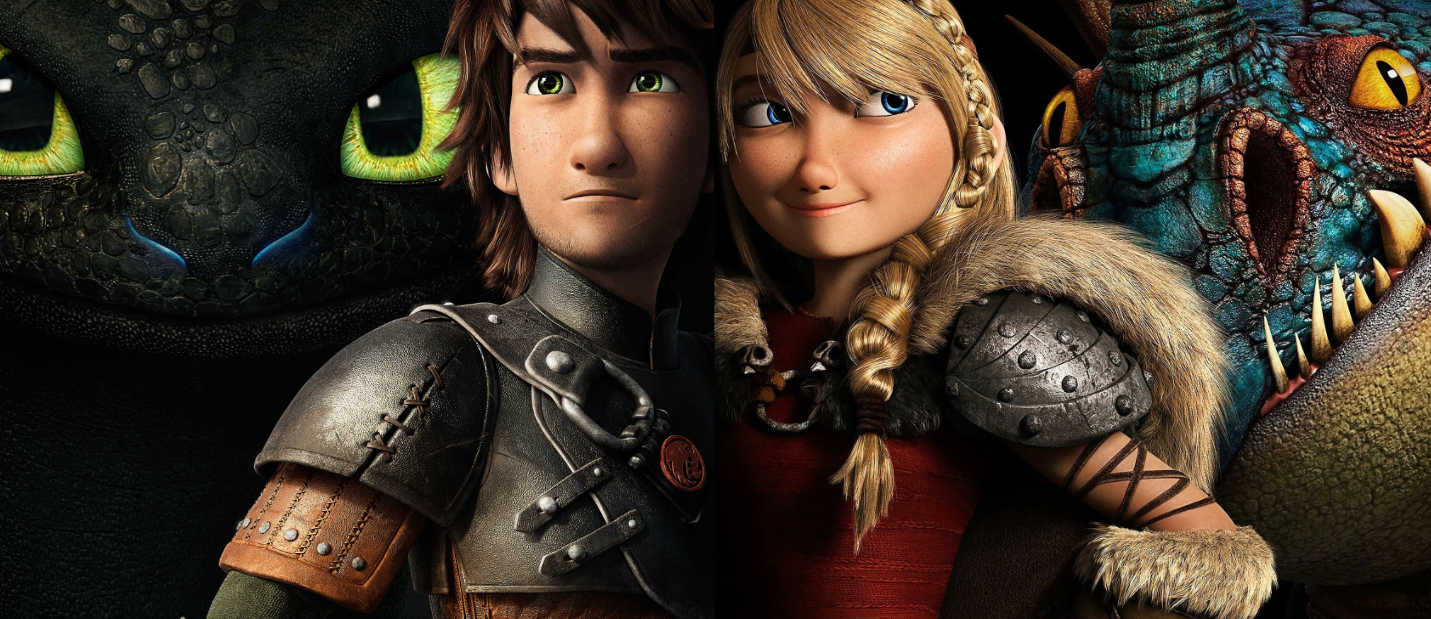 Astrid Stars in New 'Dragon 2' Character Poster ...