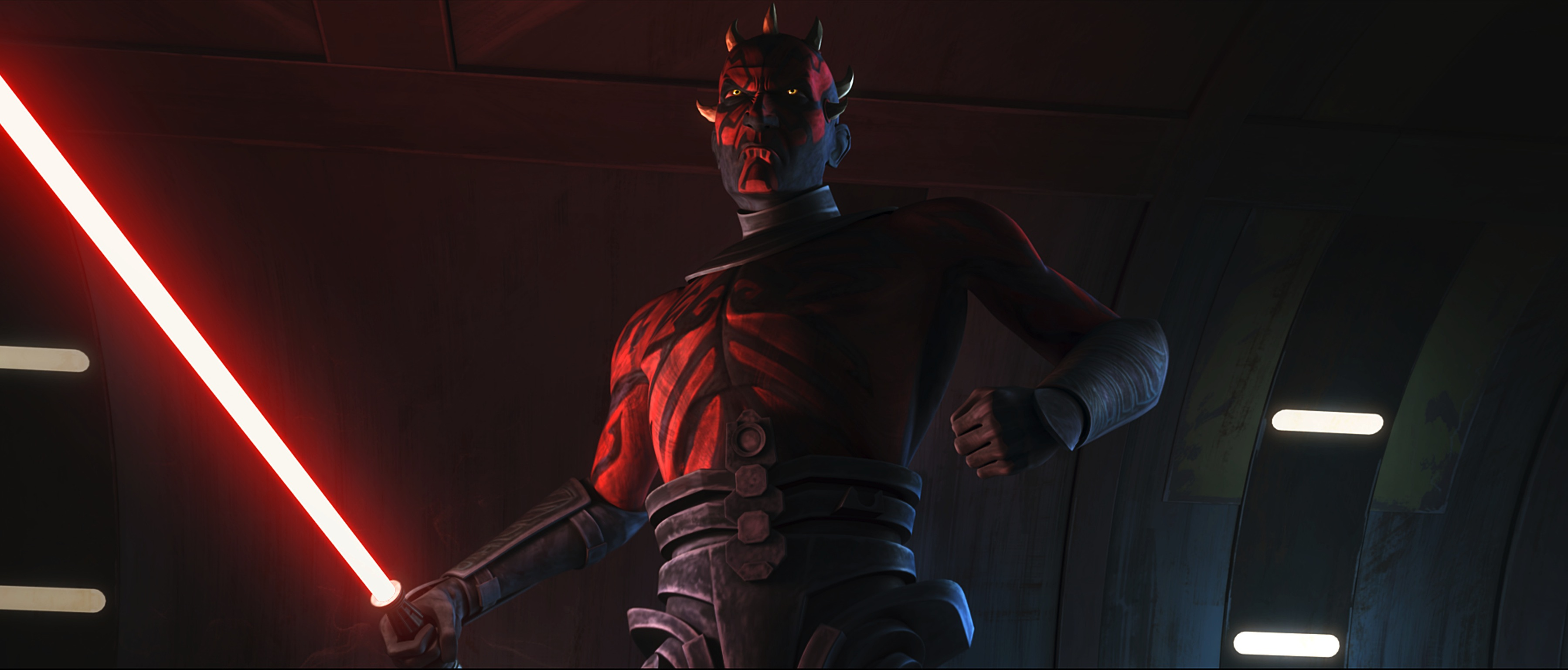 Star Wars Clone Wars Mini Series When The Star Wars The Clone