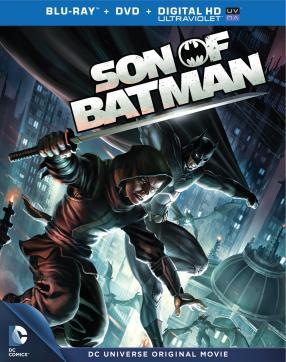 Son of Batman BLU