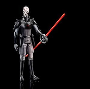 star wars rebels The Inquisitor  action figure