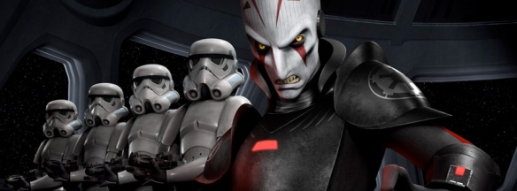 star wars rebels The Inquisitor