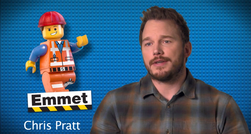 Watch This Featurette On The Making Of The Lego Movie