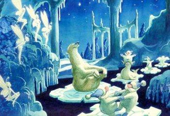 enchanted snow palace 01