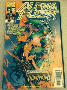 Alpha Flight Vol 2 No 17 December 1998