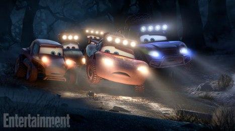 Cars: Radiator Springs 500 1/2 (2014) -- exclusive EW.com image