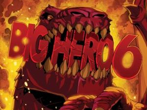 Fred Big Hero 6 Comics