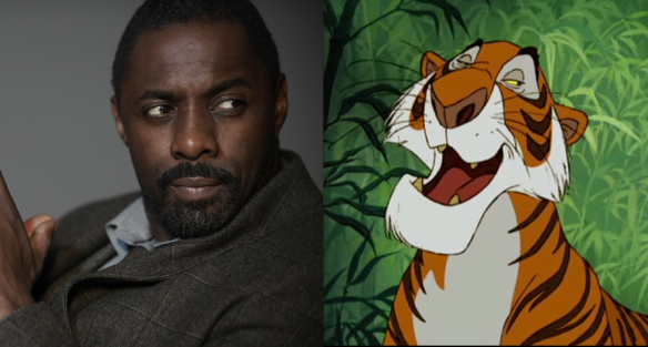 Idris Elba to Voice Shere Khan