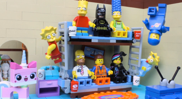 LegoSimpsons