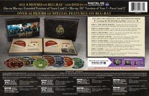 Potter Bonus Features