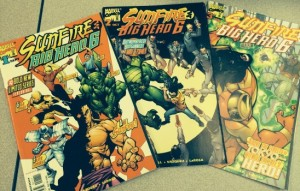 Sunfire and Big Hero 6 Vol 1 1998