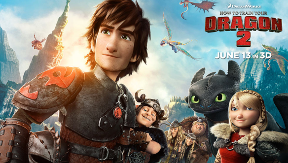 HTTYD2 FINAL POSTER