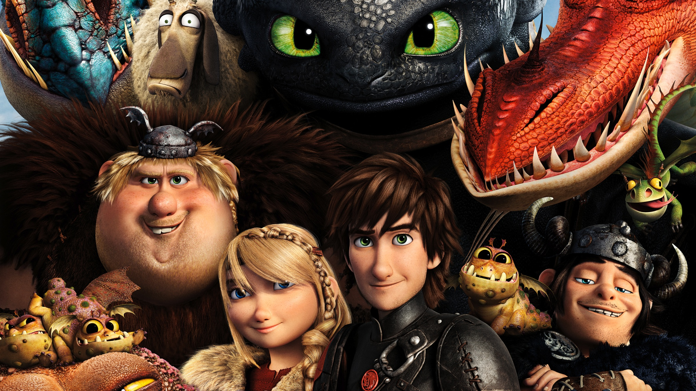 how to train your dragon - photo #23