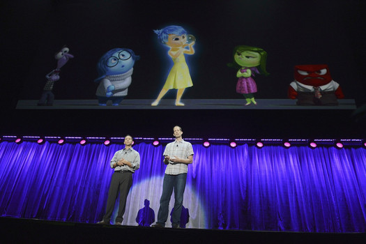 JONAS RIVERA, PETE DOCTER